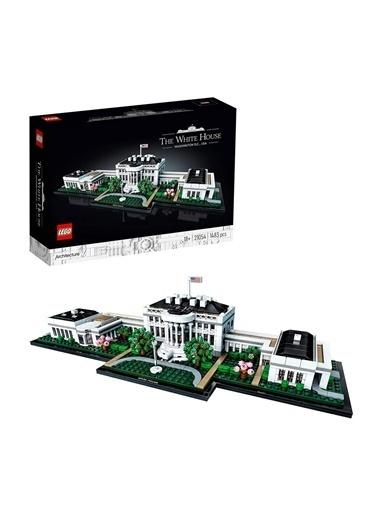 Lego  Architecture White House 21054 Renkli